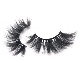 Best selling 22mm mink eyelashes style DN14