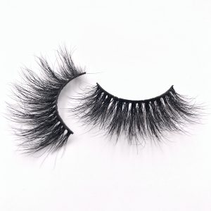 Best selling 22mm mink eyelashes style DN19