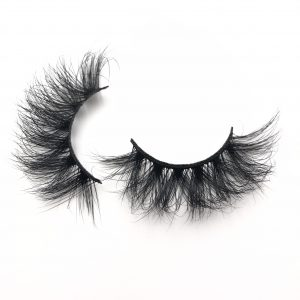 The best selling 20mm mink eyelash style DX02