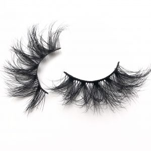 The best selling 25mm mink eyelash style DY01