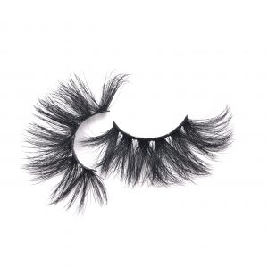 The best selling 25mm mink eyelash style DY010