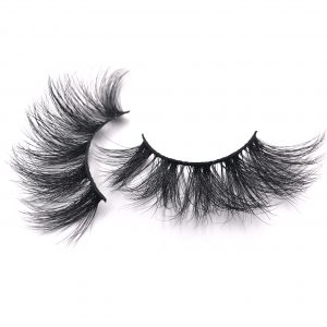 The best selling 25mm mink eyelash style DY020