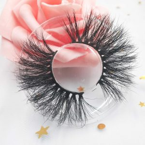 Best Wholesale Drawer Packaging With 5D 25mm Mink Eyelashes