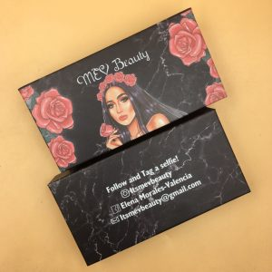 Customize Eyelashes Packaging with Wholesale Printing Private Logo