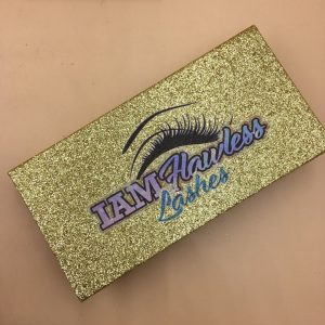 Best Selling Wholesale Glitter Package Printing Logo