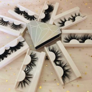 eyelash packaging vendors